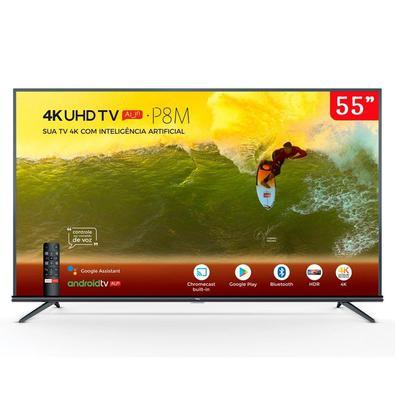 Smart TV TCL LED 55 Polegadas