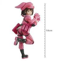 Figure Bandai Banpresto Swort Art Online Alternative Llen Gun Gale Online - 28410/28411