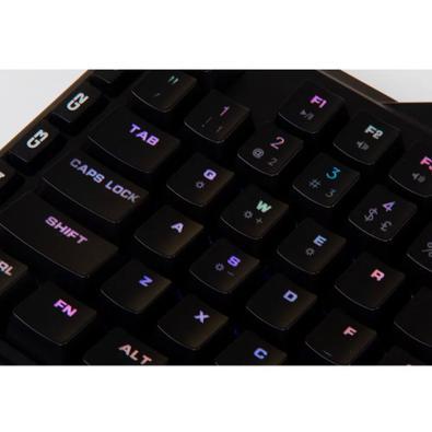 Mini Teclado Gamer Mecânico Dazz Shuriken RGB - 62000020