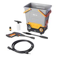 Lavadora de Alta Pressão Wap, Eco Smart 2200, Amarelo - Preto e Cinza, 127V - FW007115