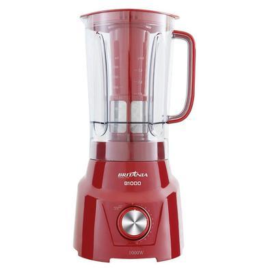 Liquidificador Britânia Vermelho 1200W 220V