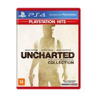 Imagem de Jogo Uncharted The Nathan Drake Collection - PS4