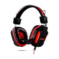 Headset Gamer DIGITAL, LED, Preto - MH7