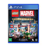 Game LEGO Marvel Collection - PS4