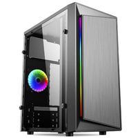 Computador Gamer Skill, AMD Ryzen 5 3400G, Radeon RX VEGA 11, 8GB DDR4 Ballistix, SSD 120GB