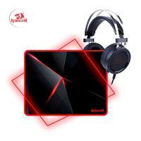 Kit Gamer Headset Redragon Scylla H901 + Mousepad Redragon