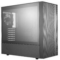 Gabinete Cooler Master Masterbox NR600, Mid Tower, Lateral em Vidro - MCB-NR600-KGNN-S00