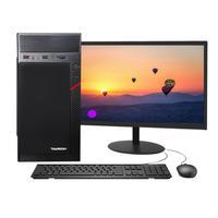 Computador PC Completo, Intel I3 4a Geração, 8GB, HD 500GB, Wi-Fi