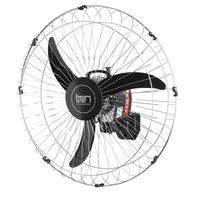 Ventilador de Parede Tron C1 Oscilante, Comercial, 60cm, Preto, Bivolt