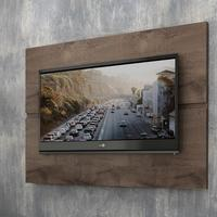 Painel Leblon 1,6 M Para Tv 55´´  Chocolate