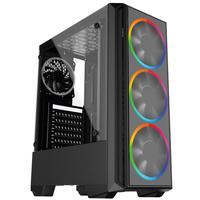 Computador Skill PCX Gamer AMD Ryzen 3, Geforce GTX, 8GB DDR4 2666MHZ, HD 1TB, 500W