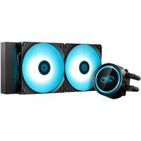 Water Cooler DeepCool Gammaxx L240T, LED Azul, 240mm