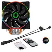 Cooler Gamemax, Cpu, Argb, + Controle Remoto - Gamma 500
