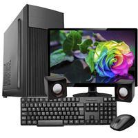 Computador PC Completo, I5, 4GB, SSD 240GB, Monitor