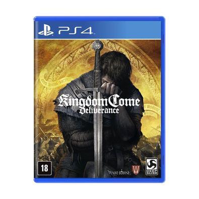 Jogo Kingdom Come Deliverance - Playstation 4 - Deep Silver