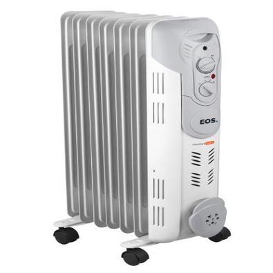 Aquecedor Elétrico A Óleo Eos Comfort Heat, 1500W, 220V