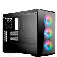 Computador Pc Gamer Fácil Intel Core I7 10700F Décima Geração, 8GB DDR4, GTX 1650 4GB, SSD 480GB, Cooler Master