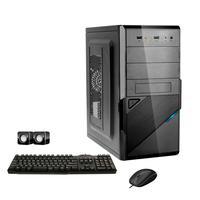 Computador Corporate I3 4gb Hd 2tb Kit Multimídia Windows 10