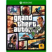 Grand Theft Auto V Br  - Xbox-one