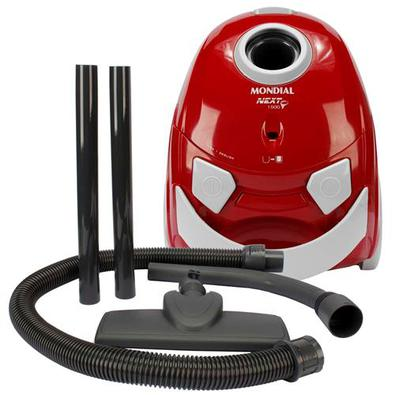 Aspirador de Pó Mondial Next 1500 Ap-12, 1200W, 110V, Vermelho