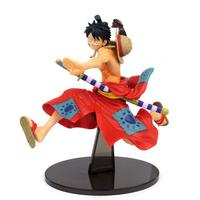Monkey D. Luffy Battle Record Collection One Piece, Bandai Banpresto