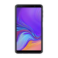 Usado: Samsung Galaxy A7 2018 128GB, Preto, Muito Bom
