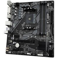 Placa Mãe Gigabyte A520m, DS3H, AM4, DDR4