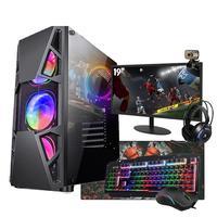 Computador Gamer Completo I7, Gtx 1050, 16GB, HD 1TB, SSD 120gb, Fonte 750w