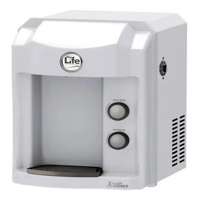 Purificador De Água Alcalina Por Compressor 220v Branco