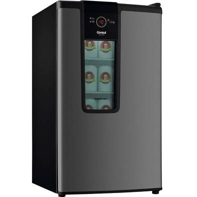 Cervejeira Vertical Consul De 82 Litros Frost Free Titanium - Czd12at - 220v