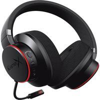 Headset Gamer - Sbx H6 - 7.1 Virtual Surround - Cancel. Ruido Fone/mic -  Confortavel - Rgb - Usb - Preta -70gh039000000