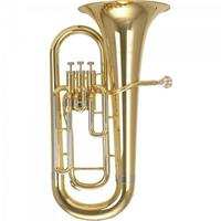 Bombardino Bb Heu-108l Latao Em Cuproniquel Harmonics