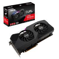 Placa de Vídeo Asus Radeon RX 6700 XT DUAL 12GB GDDR6 - DUAL-RX6700XT-12G