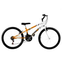 Bicicleta Ultra Bikes Aro 24 Rebaixada Bicolor