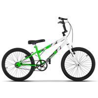 Bicicleta Ultra Bikes Aro 20 Rebaixada Bicolor Freio V Brake