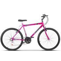 Bicicleta Aro 26 Ultra Masculino Freio V Break Chrome Line
