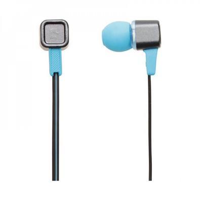 Fone de Ouvido Intra-auricular Cinza Maxprint 609998