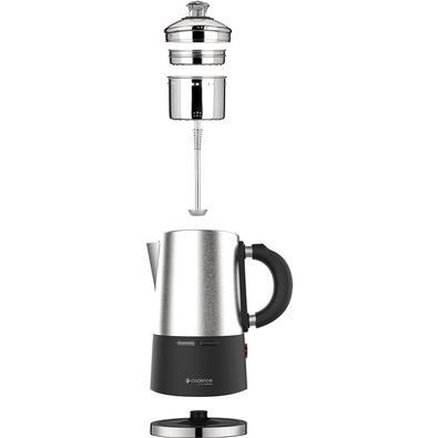 Cafeteira Italiana Picolla Inox - Caf105 - Cadence