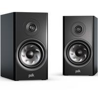 Polk Audio Reserve R200 Par De Caixas Acústicas Bookshelf Para Home Theater X-port 200w Preto