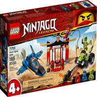 Lego Ninjago Batalha Lutador Da Tempestade - 165 Peças - 71703