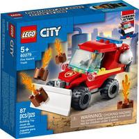 Lego City - Jipe De Assistência Do Bombeiros - 60279