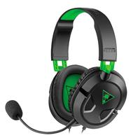 Headset Com Fio Turtle Beach Ear Force Recon 50x - Xbox One, Ps4, Pc E Mobile