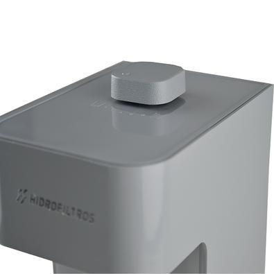 Purificador De Água Facile C7 Cinza Hidrofiltros