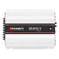 Modulo Potencia Taramps Ds-800x3 800rms 3 Canais 2r 12,6vdc