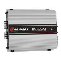 Módulo Taramps Ds-800x2 Amplificador Digital 800 W Rms 2 Canais 2 Ohms
