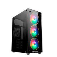 Pc Gamer Fácil Intel Core I5 3470s 8gb Geforce Gtx 750 4gb Ddr5 Ssd 480gb Fonte 500w