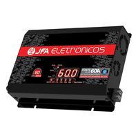 Fonte Carregador De Bateria Jfa 60a Bivolt Automatico Display