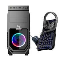 Kit - Pc Gamer Start Nli82521 Amd 3000g 16gb (radeon Vega 3 Integrado) Ssd 240gb 400w 80 Plus