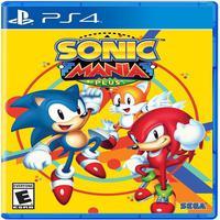 Sonic Mania Plus Br - Ps4