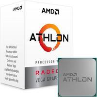 Processador Amd Athlon 3000g 3.5ghz, 4mb, Am4 Box